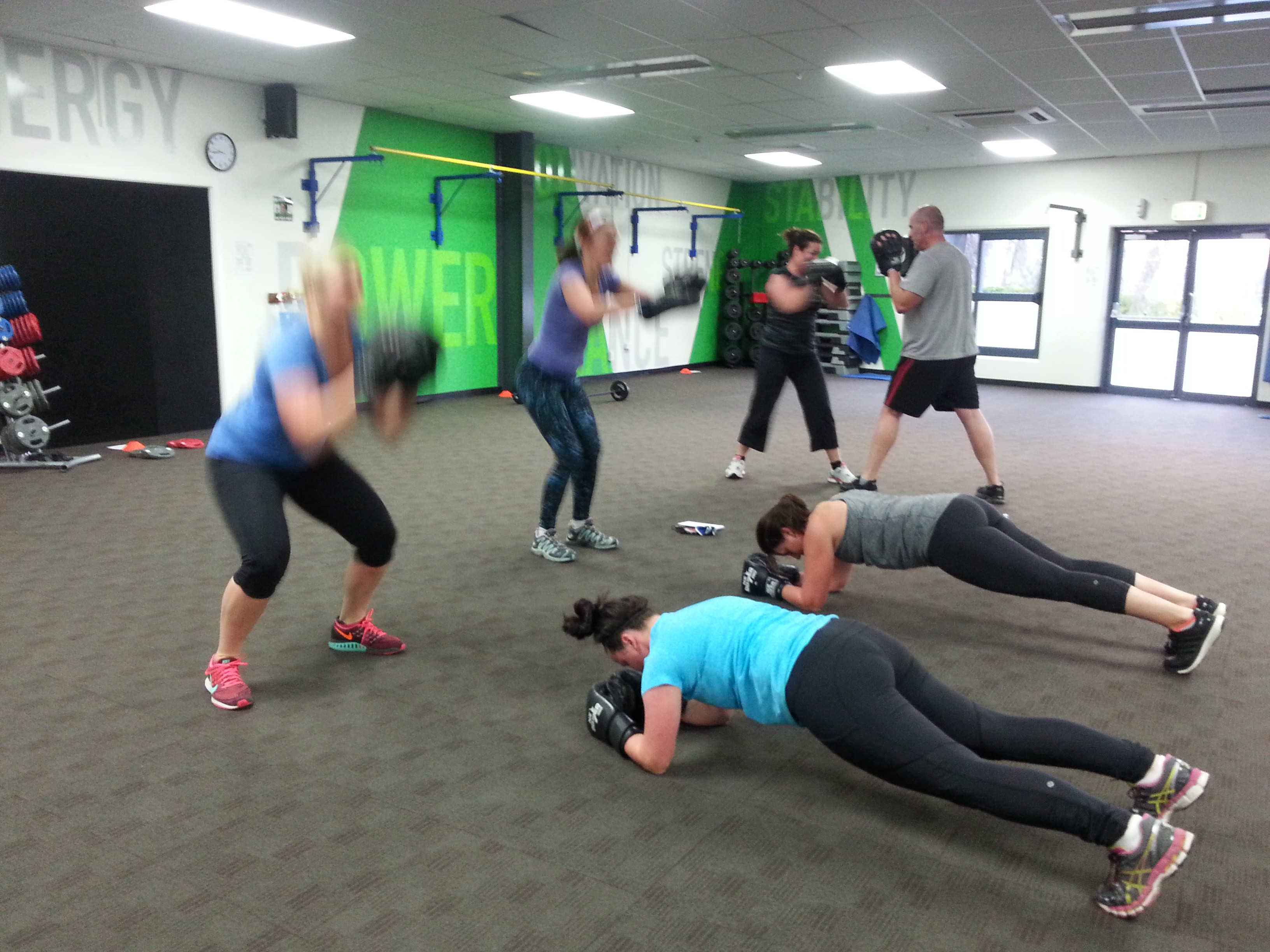 Small Group PT Sessions