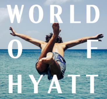 Discover World of Hyatt's Free Night Rewards