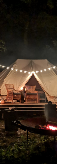 Lakhota Glamping by Night (The Hermitage)