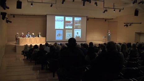 ΗΧΗΤΙΚΟ: Παρουσίαση βιβλίων 2014 (Μπενάκη Πειραιώς)