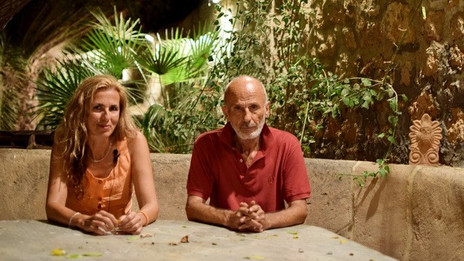 H Ηρώ Διαμαντούρου και ο Νίκος Καλαμό μιλούν για τον δικό τους Δον Κιχώτη