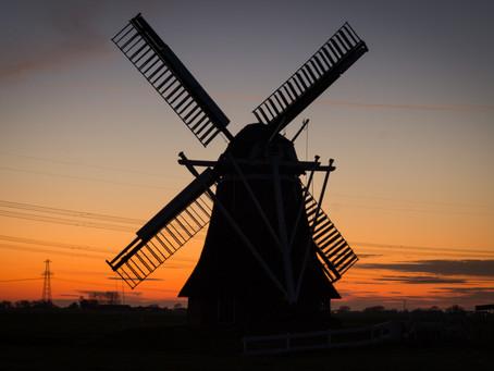 Windmill visit
