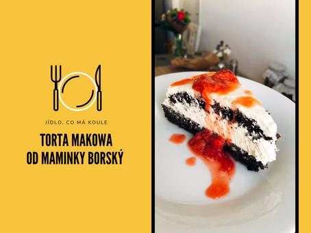 TORTA MAKOWA OD MAMINKY BORSKÝ