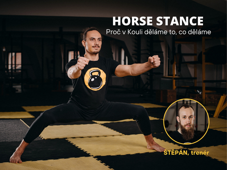 HORSE STANCE