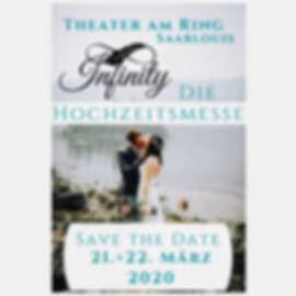 INFINITY Hochzeitsmesse 2020 Saarlouis_e