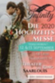 Hochzeitsmesse Saarland Infinity Saarlou