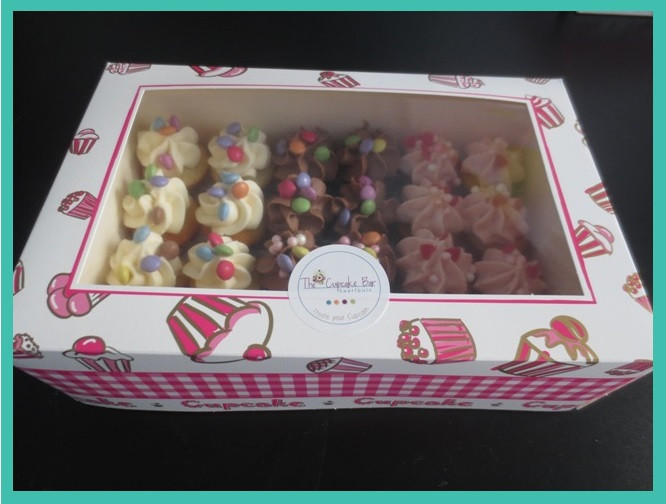 Cupcake Box für Ostern