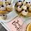 Thumbnail: Cupcakes 6er (max. 2 Geschmackssorten )Frisch produziert, 3 Tage Vorlaufzeit!