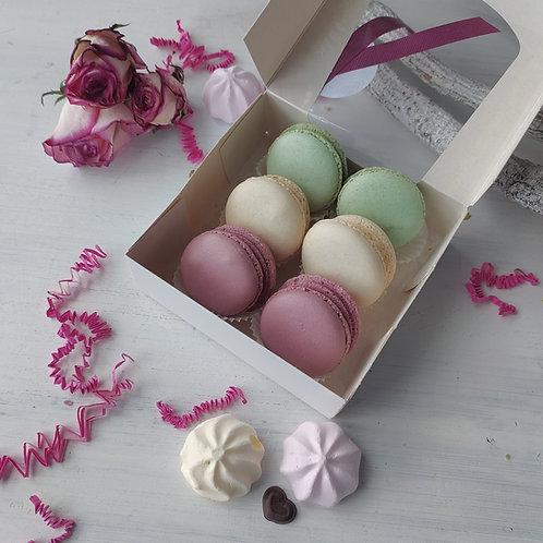 Macarons zum Muttertag