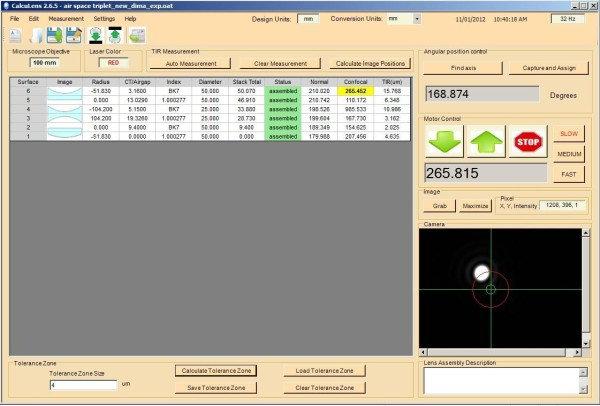 LAS-CalcuLens Inspection™