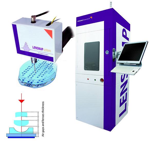 Fogale Nanotech Lensmap System™