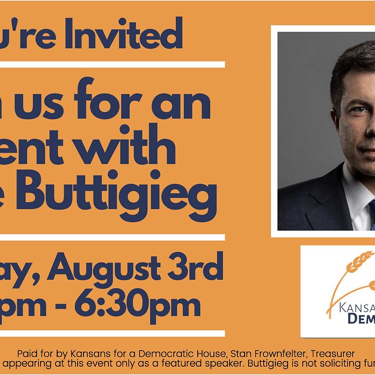 Virtual Fundraiser with Mayor Pete Buttigieg