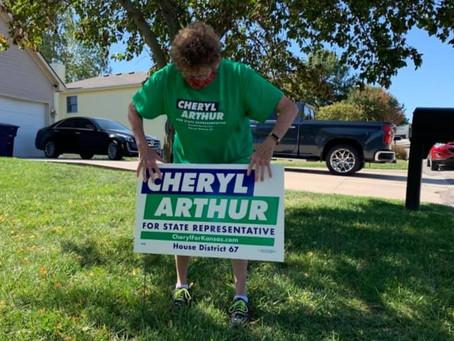 Cheryl Arthur CARES