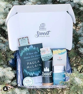 Sweet Reads subscription book box