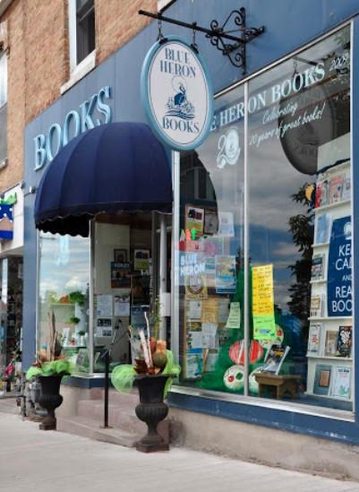 Blue Heron Books