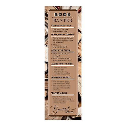 Books Book Banter Bookmark