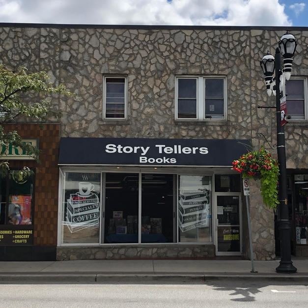 Story Tellers Books