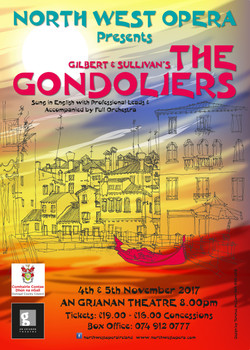 North West Opera The Gondoliers