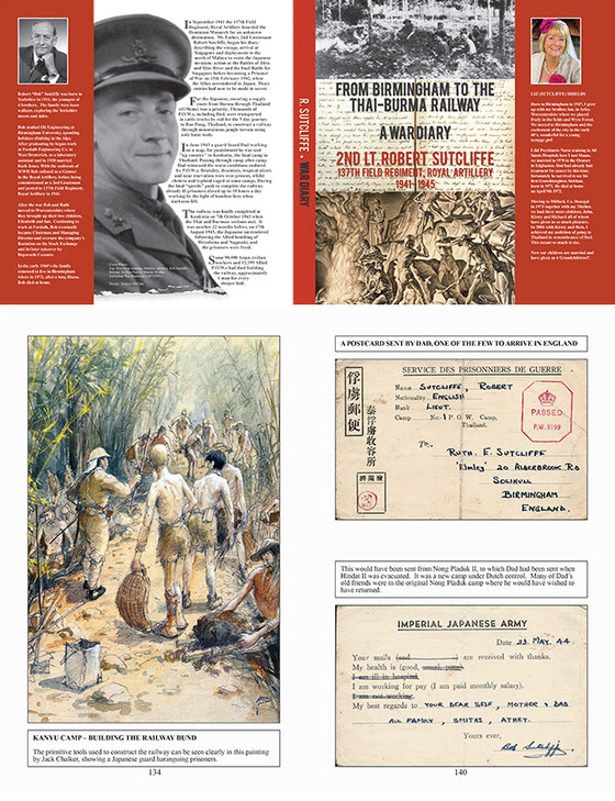 From Birmingham to the Thai-Burma Railway: A War Diary