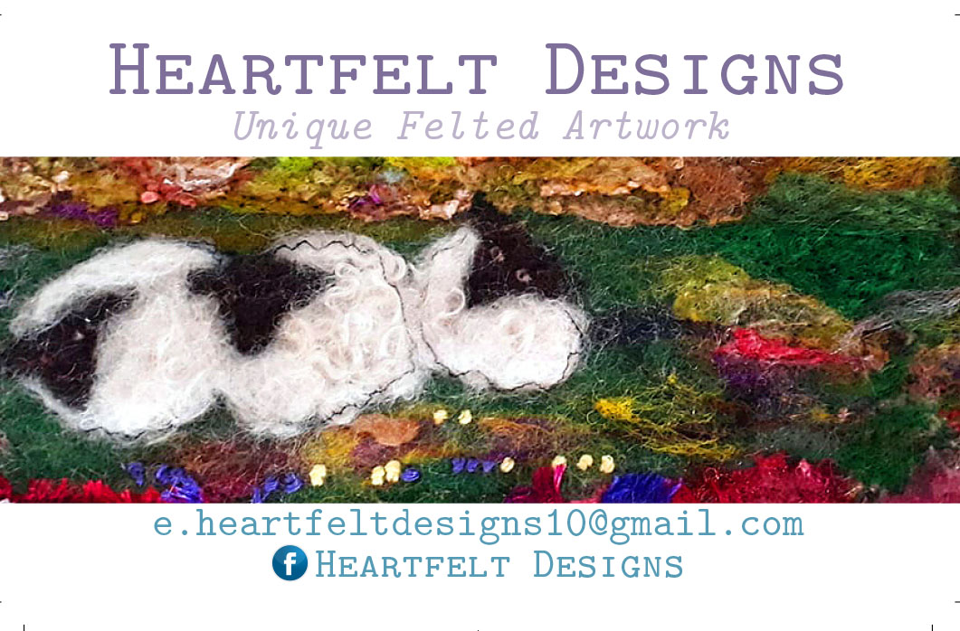 Heartfelt Design Business Card