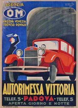 Autorimessa Vittoria Padova