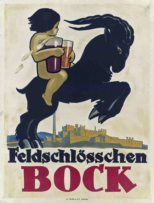 Feldschlösschen Bock Brewery