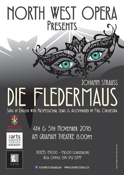North West Opera Die Fledermaus