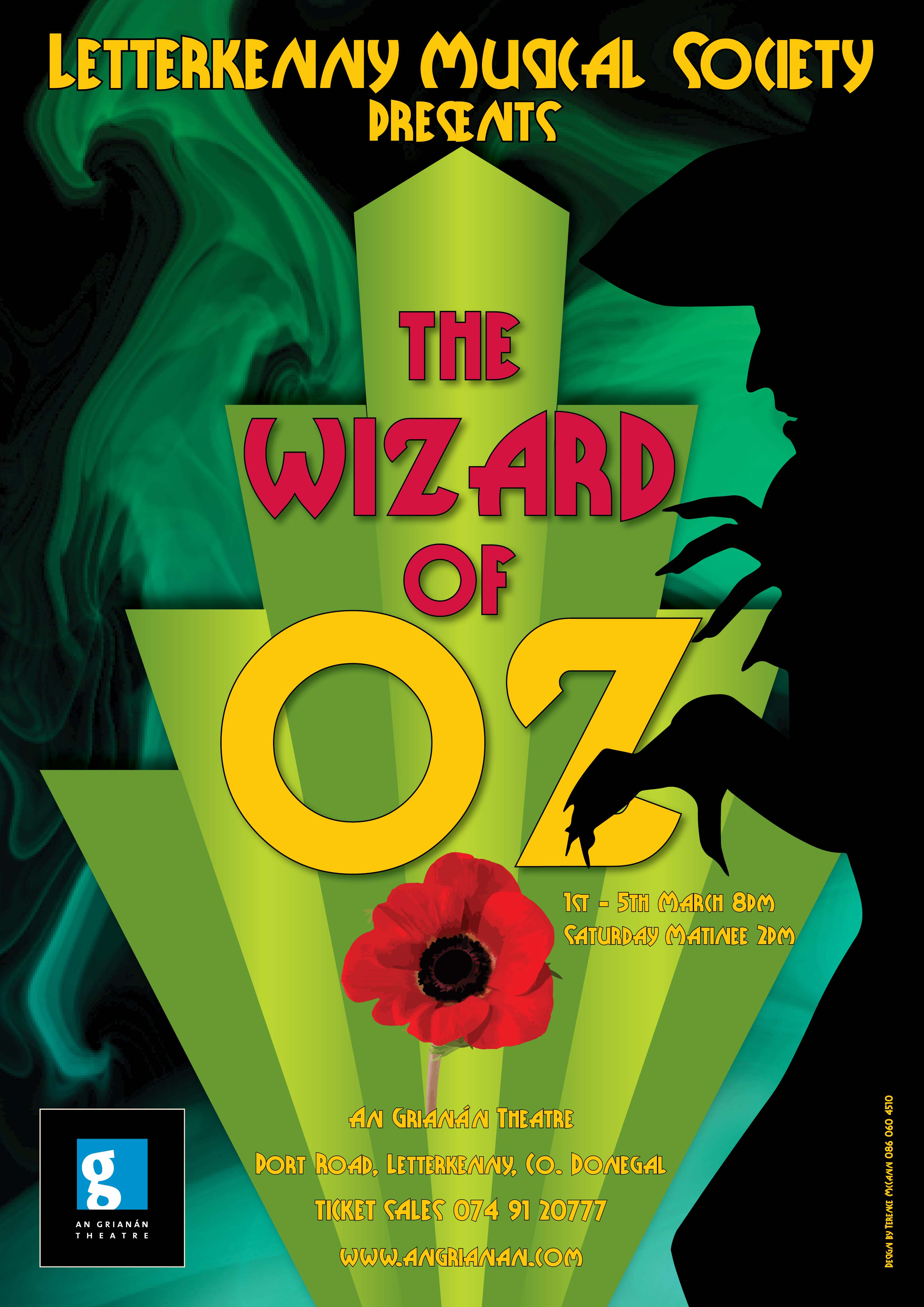 LMS Wizard of Oz Poster