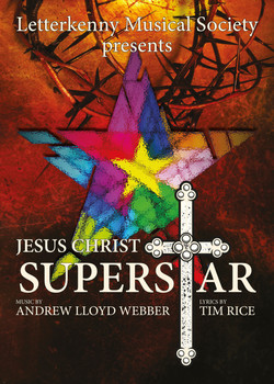 LMS Jesus Christ Superstar Poster