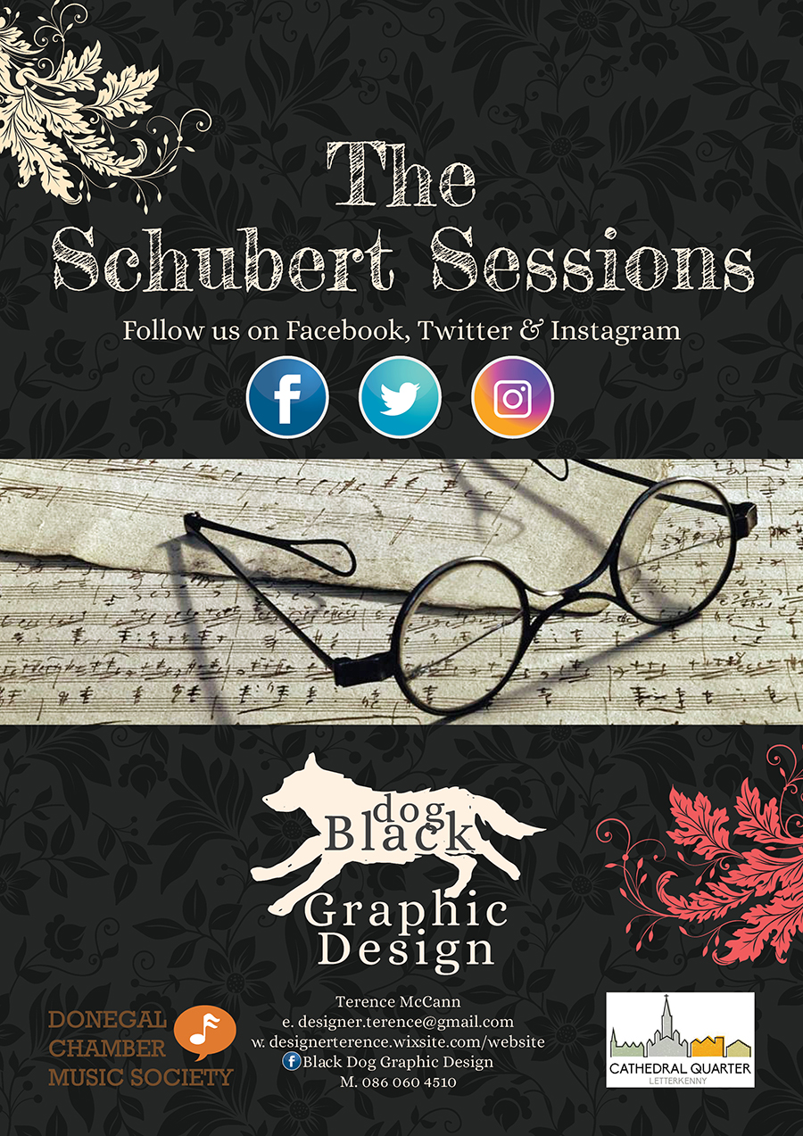 Schubert Sessions Poster