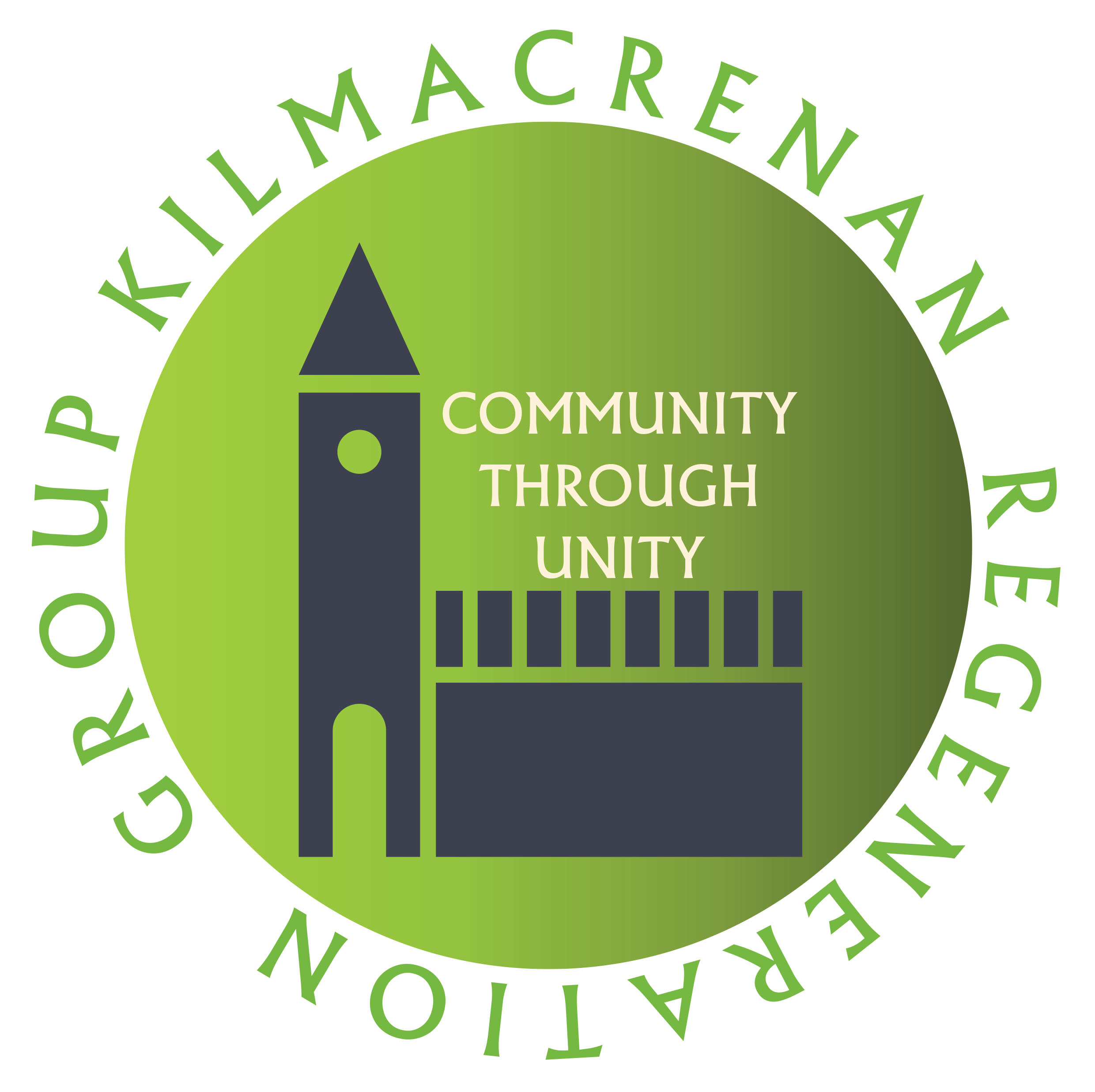 Kilmacrennan Regeneration Group Logo
