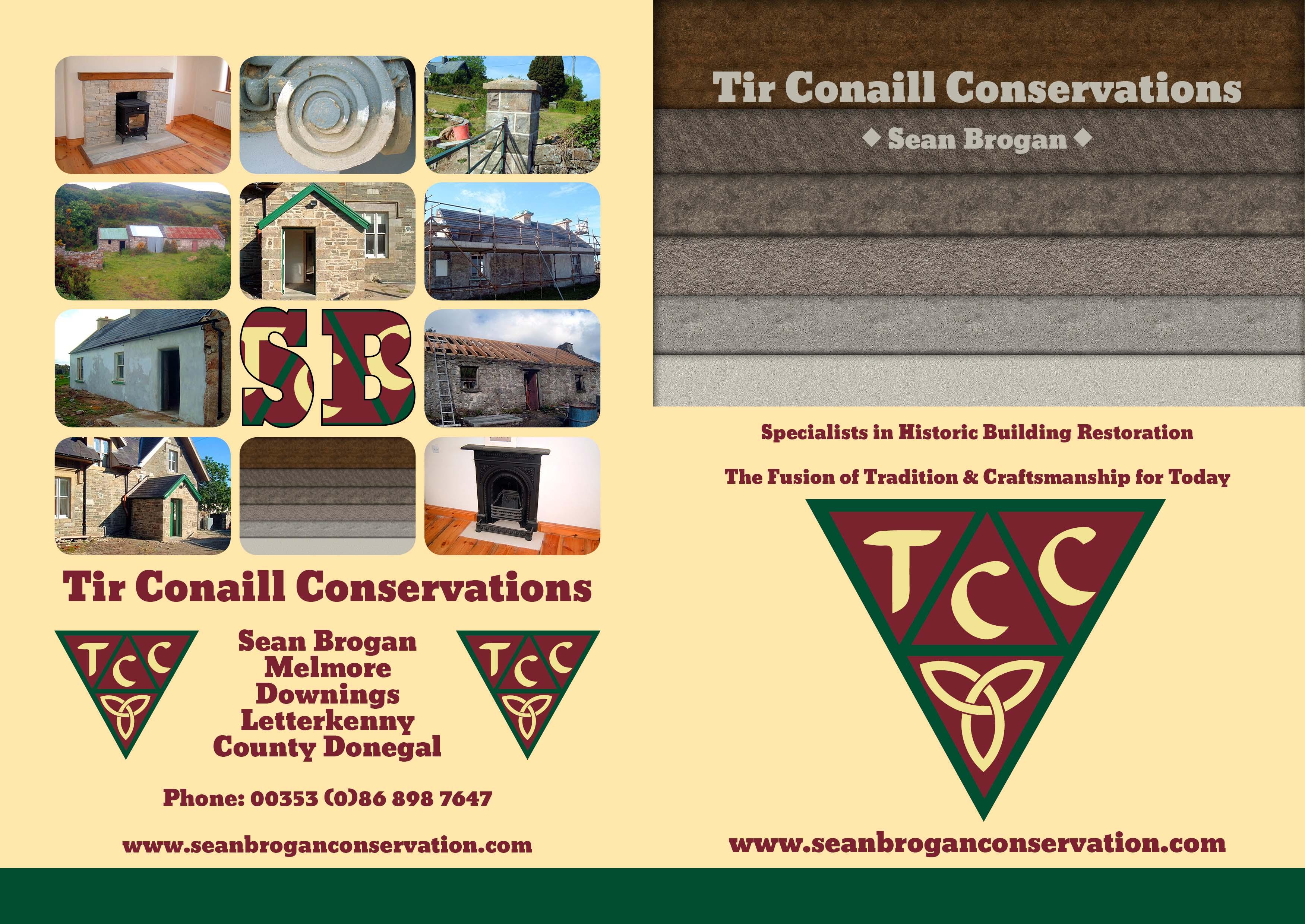 TirChonaillConservation_Brochure