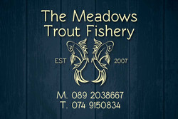 Meadows Trout Fishery Logo