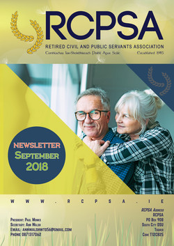 RCPSA Newsletter Sept 2018