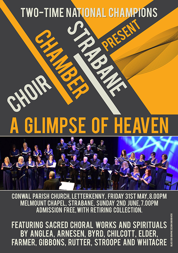 Strabane Chamber Choir Poster