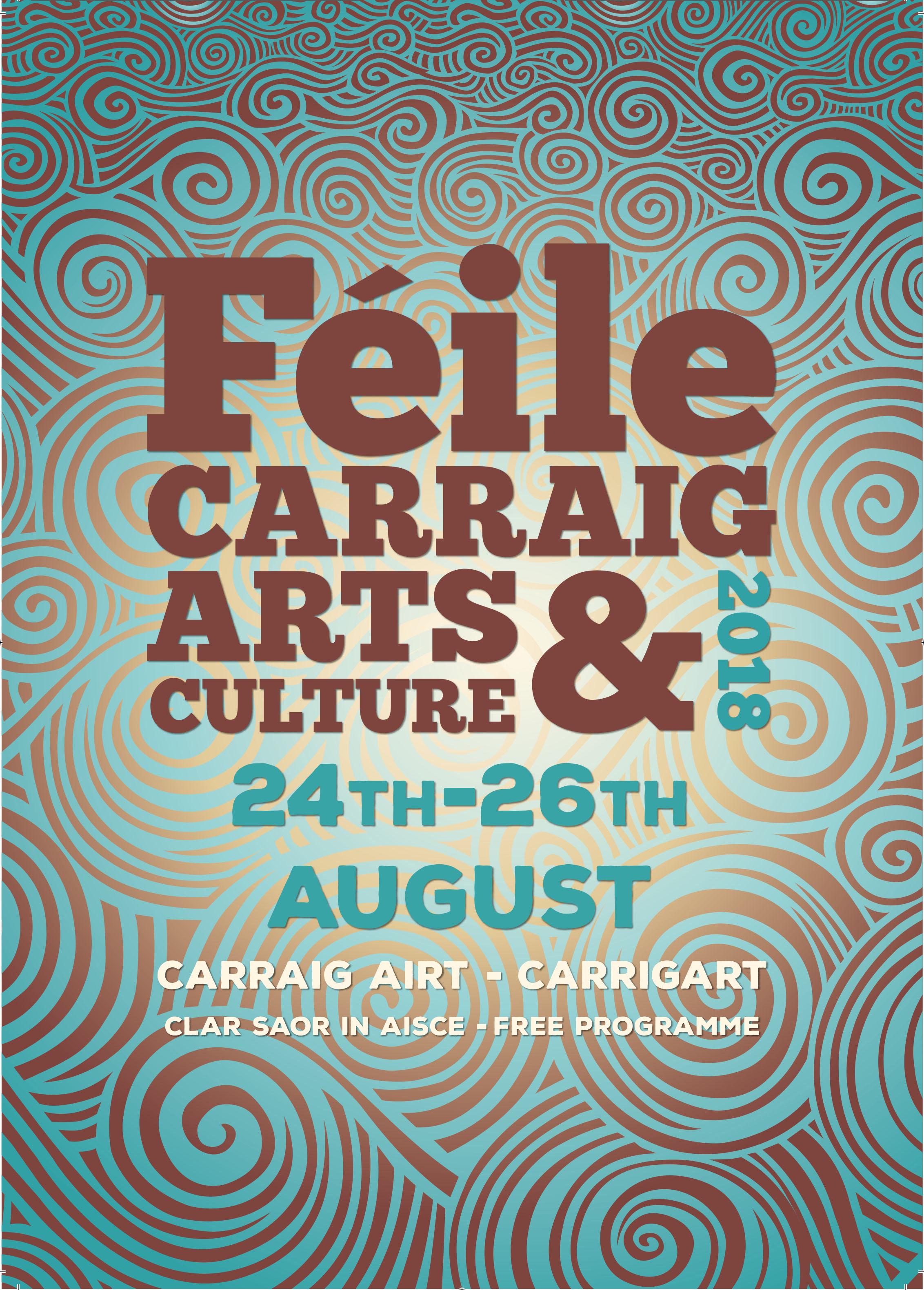 Carraig Airt Festival 2018 Programme