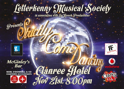 LMS Strictly Ticket
