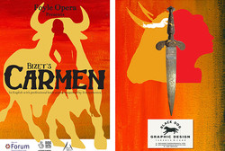 North West Opera Carmen Programme
