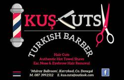 Kus Cuts Logo