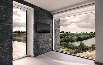 nordisk arkitektur, modern arkitekttegnet, arkitektur i naturen, store glaspartier