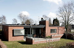 arkitekttegnet villa,