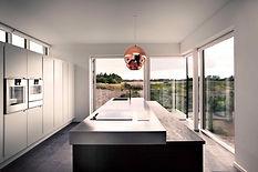 arkitekttegnet villa, arkitektur huse