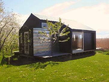 nordisk boliger, nordisk arkitektur, skandinavisk arkitektur, arkitekttegnet sommerhus