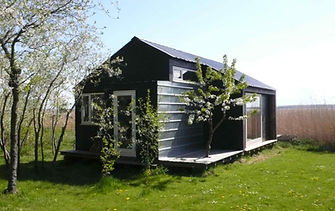 nordisk boliger, skandinavisk arkitektur, arkitekttegnet sommerhus