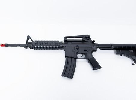 Armi: dubbi e verità per l'uso scenico