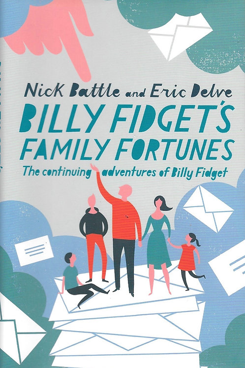 Billy Fidget'd Family Fortunes (Hardback)