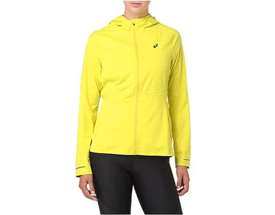 ASICS® Packable Jacket - Lemon Spark