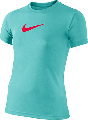 NIKE® Camiseta Dri-Fit Legend - Turquesa