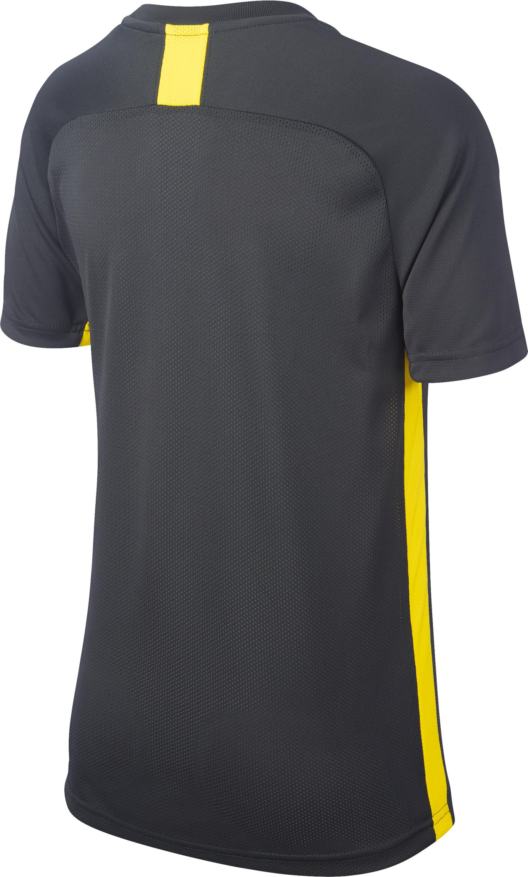Fit Academy Dri Camiseta Plomo Nike JTlF1cK