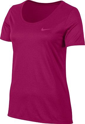NIKE® Camiseta Dri-Fit Training - Fucsia